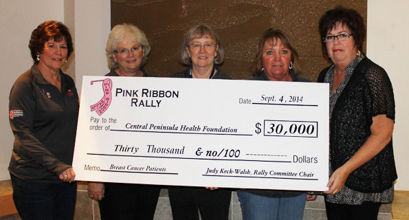 Pink Ribbon Rally