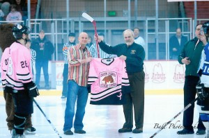 Kenai River Brown Bears Cancer Awareness Night