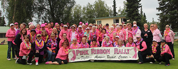 2013 Pink Ribbon Rally
